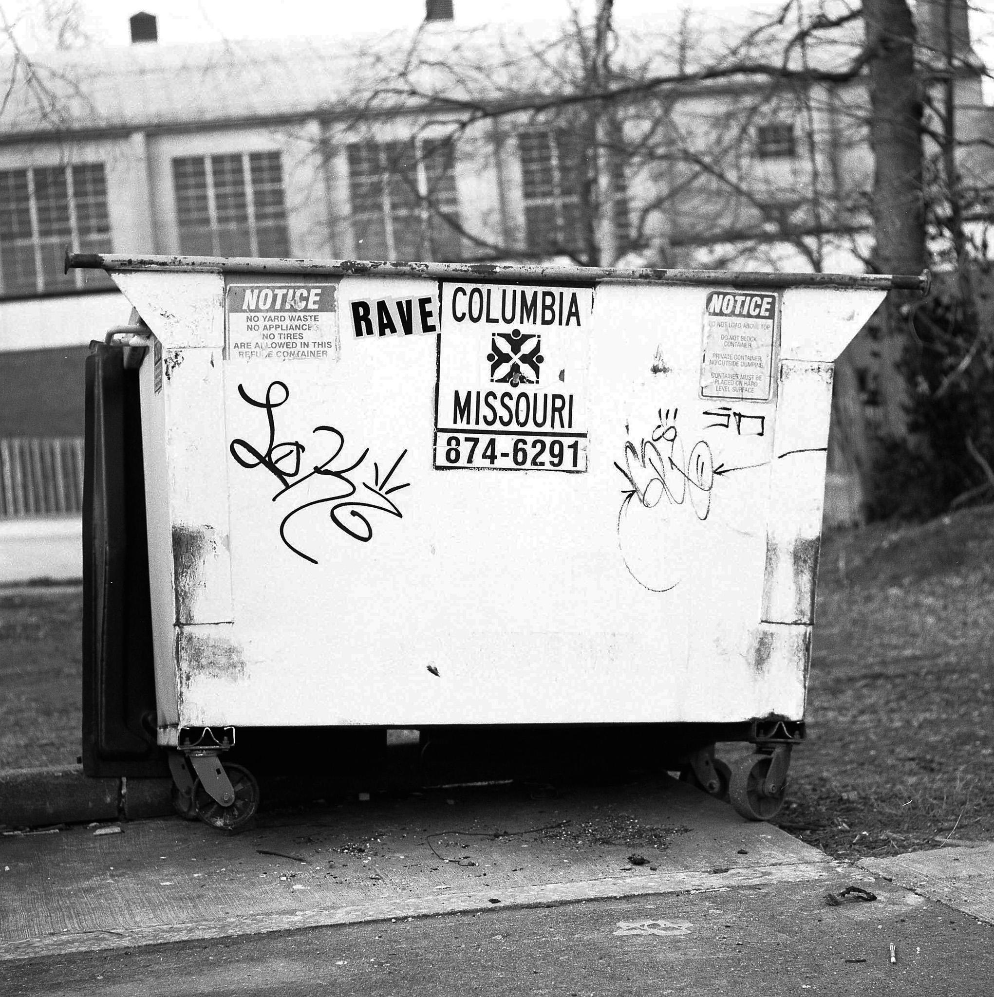Trash day