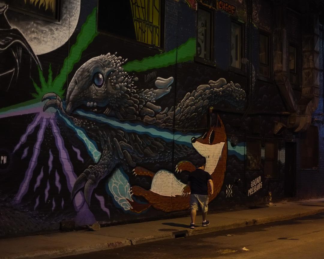 Grafitti duex